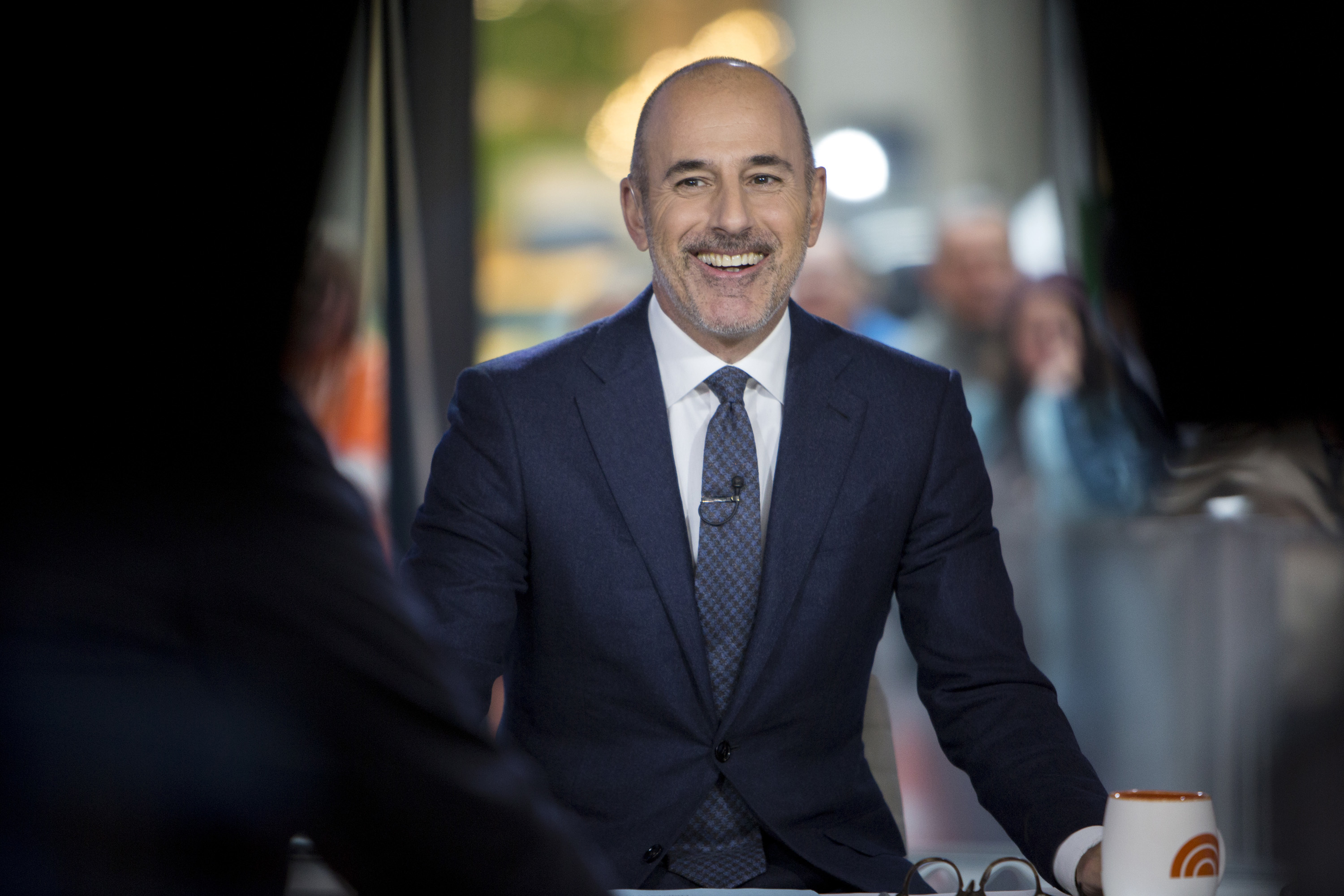 New Zealand looks at U.S. anchor Lauer's lease after sex claims