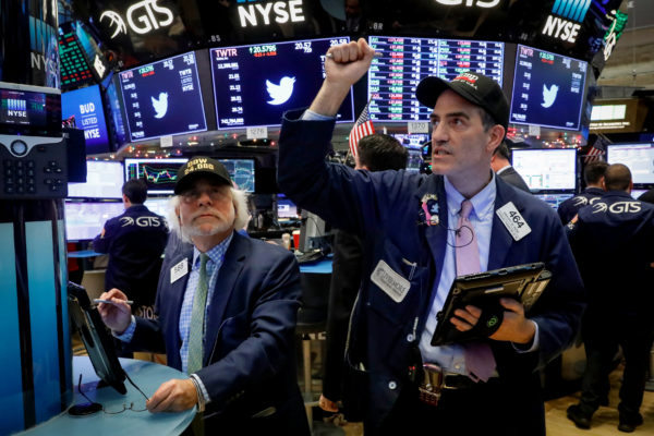 Dow opens above 24000 for first time