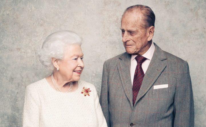 70th Wedding Anniversary.Queen Elizabeth Ii Prince Philip Celebrate 70th Wedding Anniversary