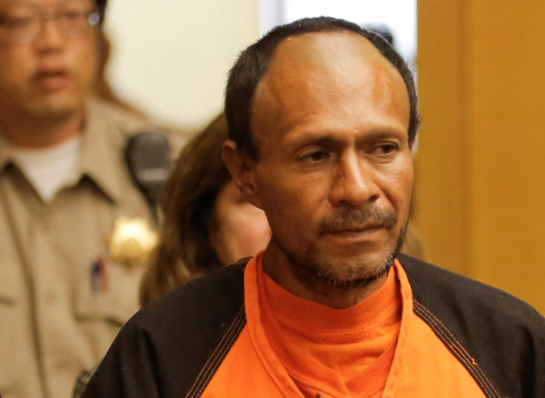 Garcia Zarate found not guilty in Steinle murder case