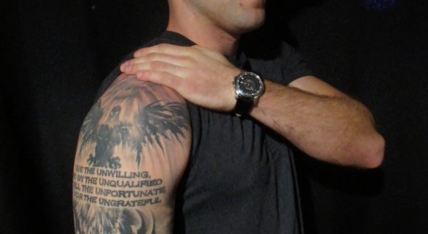 Maine Veterans Tell The Stories Behind Their Tattoos Bangor