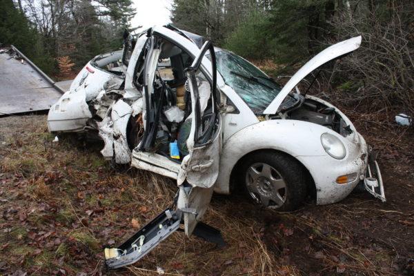 Bangor Car Crash