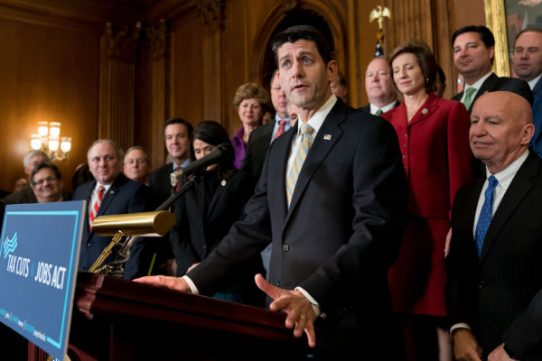 Congress' tax cuts are one of greatest robberies ever — LETTERS