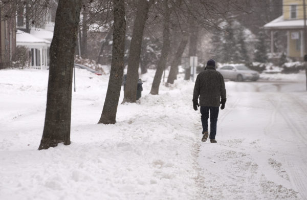 Christmas Day expected to see small dusting of snow, blustery wind chill