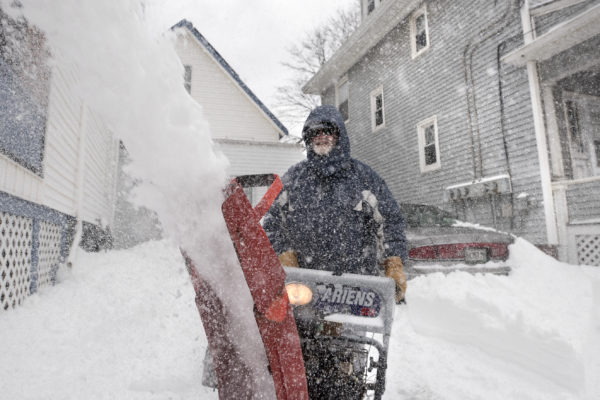 Cold weather sets in; some shots at snow, but no certainties