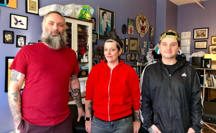 Surge In Requests For Nazi Kkk Ink Prompts Maine Tattoo Shop To Say