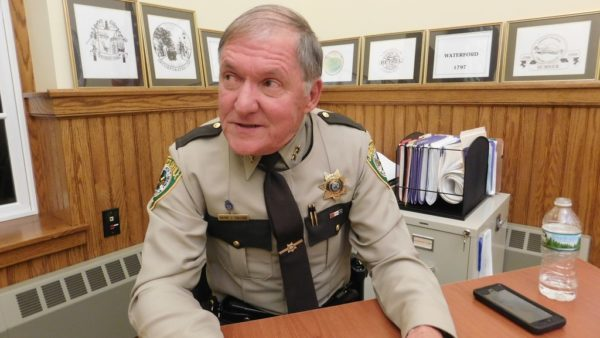 Commissioners Recommend Removal Of Oxford County Sheriff From Office
