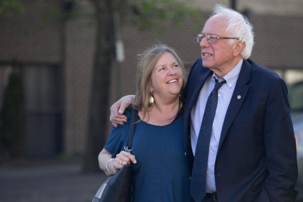 Educator met with feds to talk Bernie Sanders' wife college
