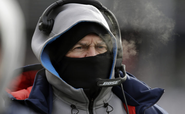 8021b63c Belichick 'absolutely' intends to return as Patriots coach ...