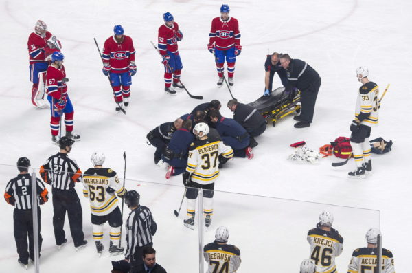 Numbers Game: Bruins @ Canadiens