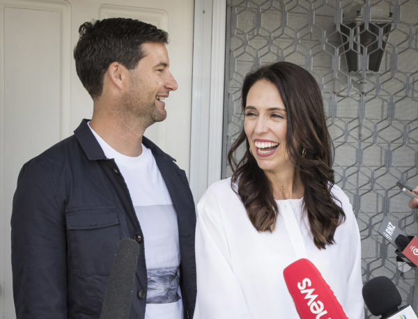 New Zealand prime minister is pregnant, due in June