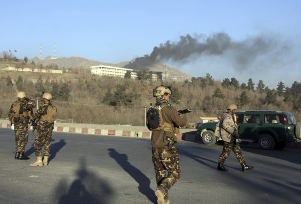 Afghanistan: Kabul intercontinental hotel under terrorist attack