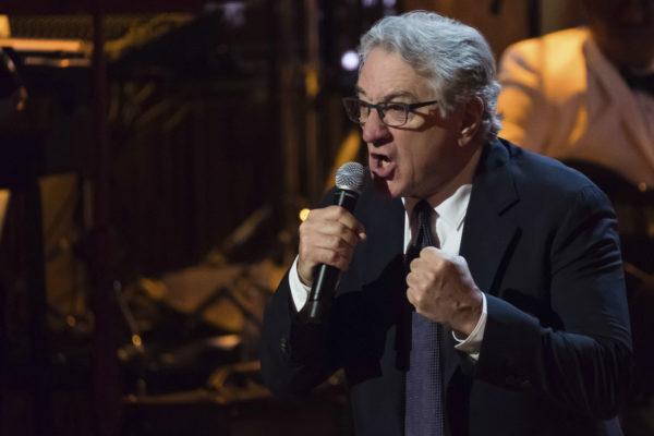 Robert De Niro blasts Trump in expletive-filled tirade
