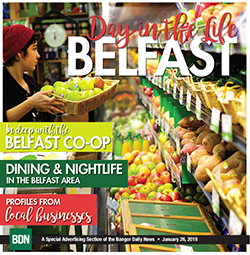 BDN A Day in the Life: Belfast
