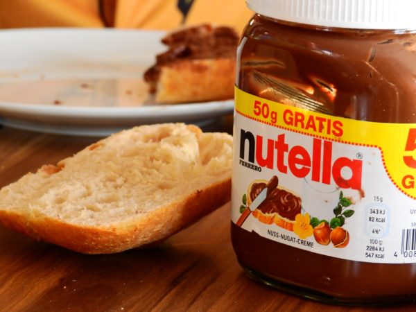 Police called to supermarket riot over discounted Nutella