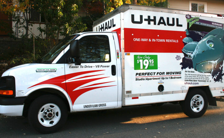 does u haul provide drivers