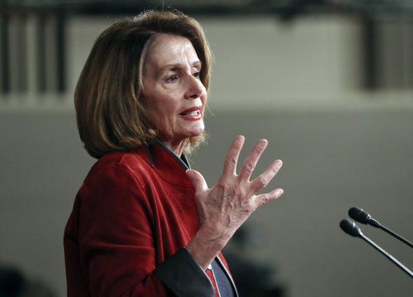 Pelosi: State of the Union should focus on Trump's 'slobbering self'