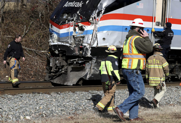 Louisa County man killed in Crozet train crash