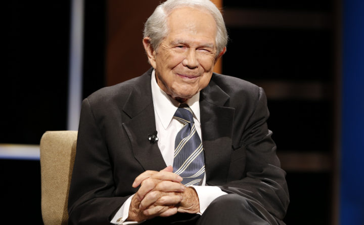 Pat Robertson, prominent televangelist, is recovering from a stroke