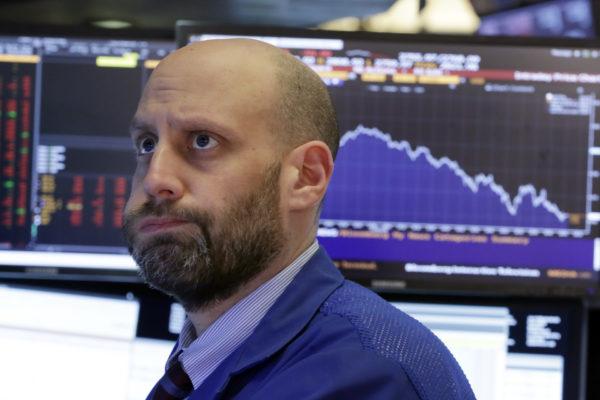 U.S. inflation fears send shares plummeting