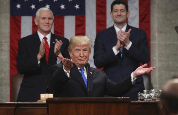In Cincinnati, President Trump Tours Manufacturer And Touts Tax Cuts