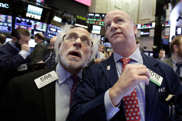 Stock market rebound returns smiles to Street