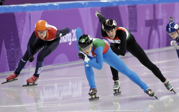 Sweden's Charlotte Kalla wins 1st gold medal of 2018 Olympics