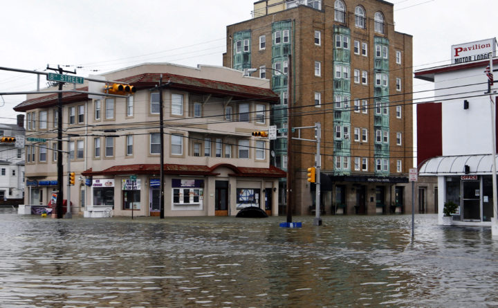 Study Projects Two Feet of Sea Level Rise by 2100