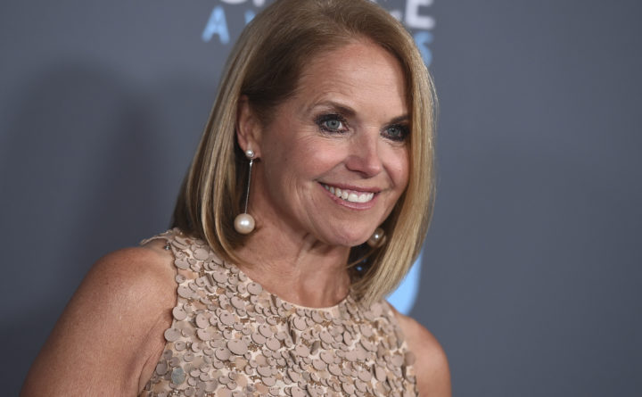 Katie Couric Apologizes for Awkward Dutch Skating Comment During Olympics Opening Ceremony