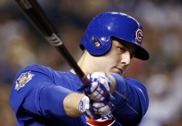 Anthony Rizzo goes to Florida to console family, friends after school shooting