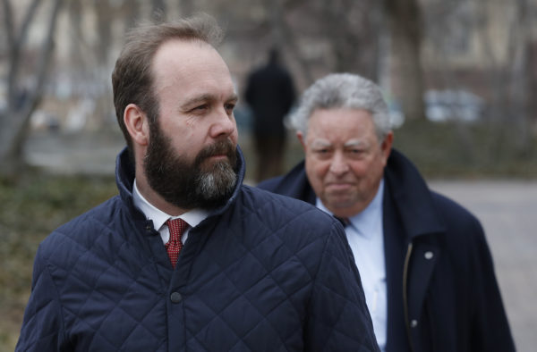 Lawyer pleads guilty to lying about contact with Trump campaign official