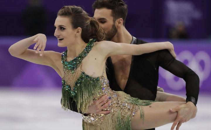 Major Olympic Wardrobe Malfunction Strikes During Ice