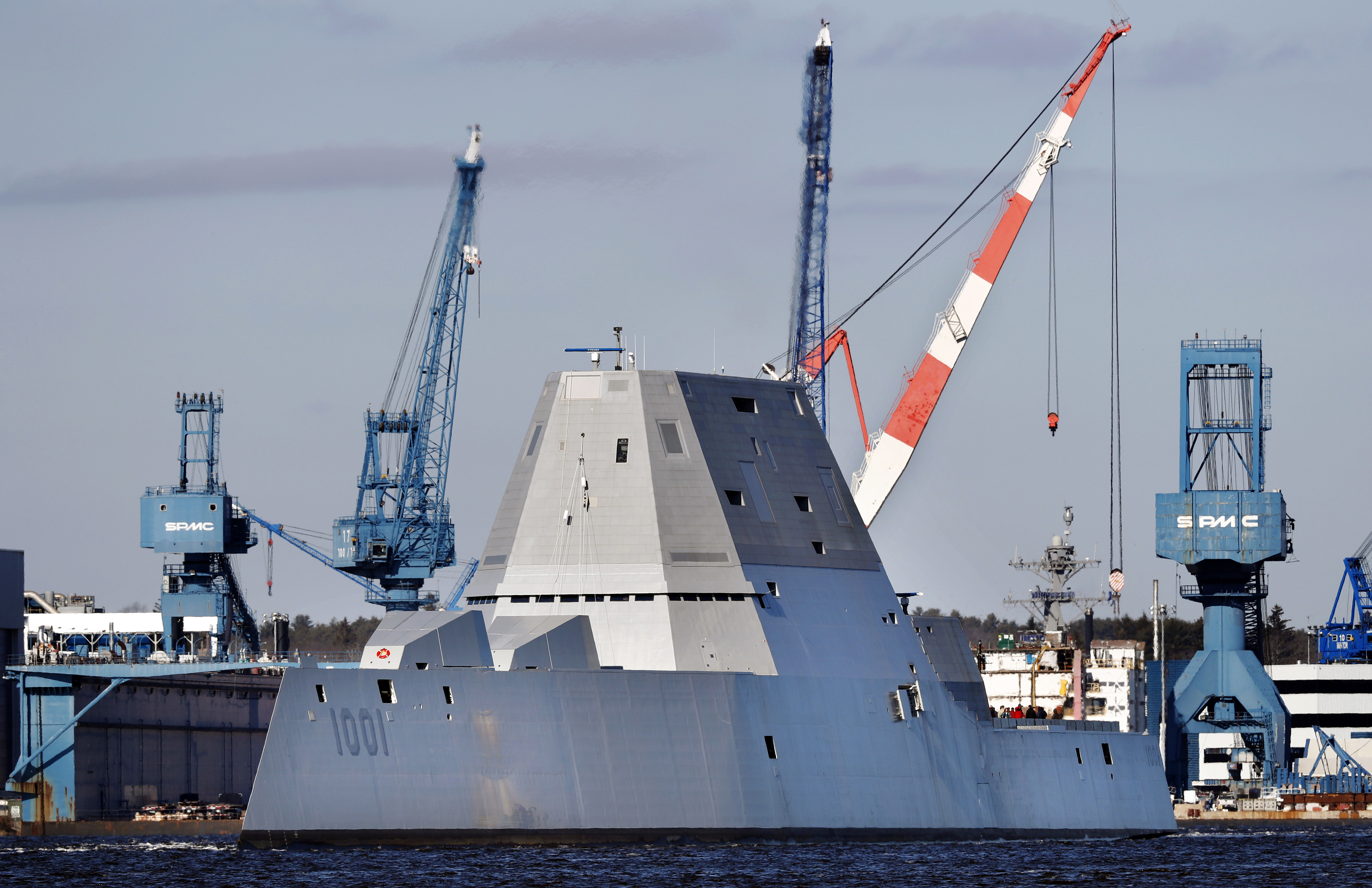 Best Build For Spmc 2020 Bath Iron Works faces uncertainty on multiple fronts — Business