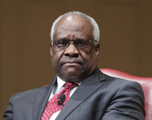 Clarence Thomas, in Dissent, Asserts Gun Rights Aren't 'Favored' at High Court