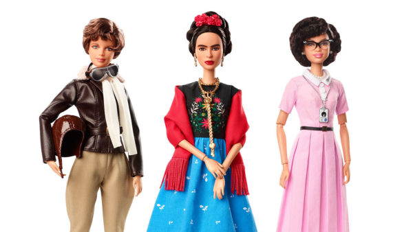 Row erupts over new Frida Kahlo Barbie
