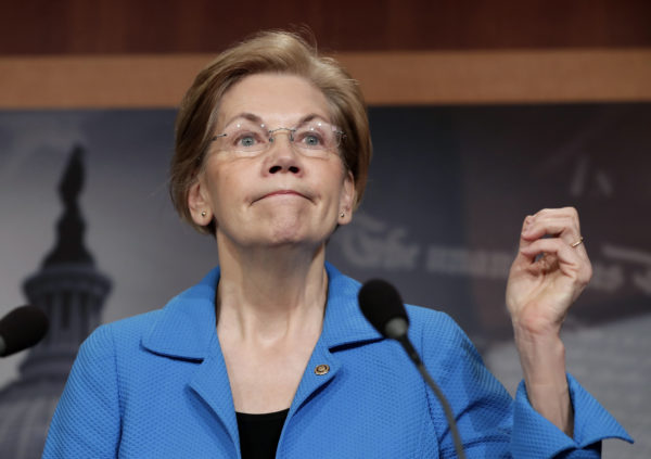 Sen. Warren says she isn't running for president in 2020