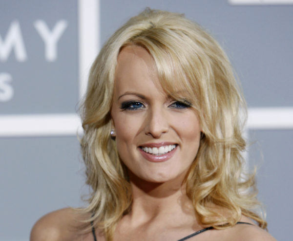Stormy Daniels calls Trump-related attention 'double-edged sword'