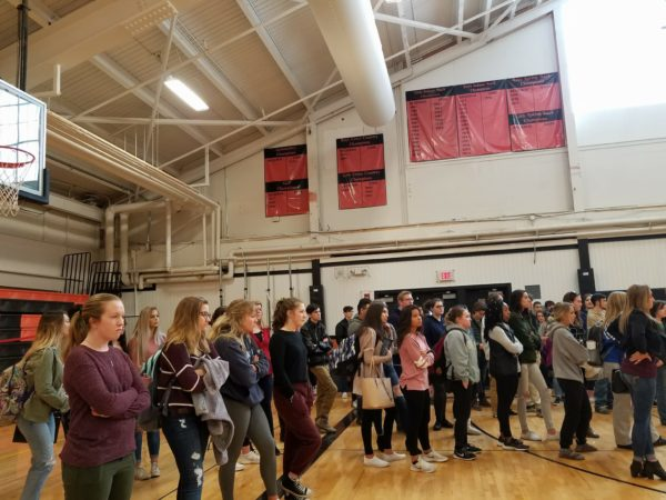 Student Walkouts Take Place Around the State