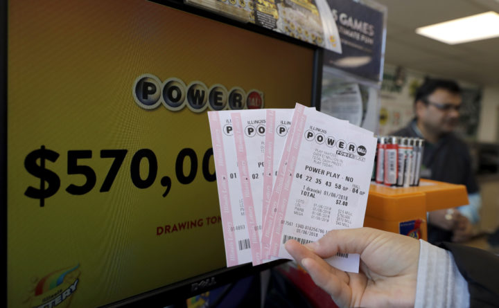 Powerball Says A 457 Million Winning Ticket Was Sold In