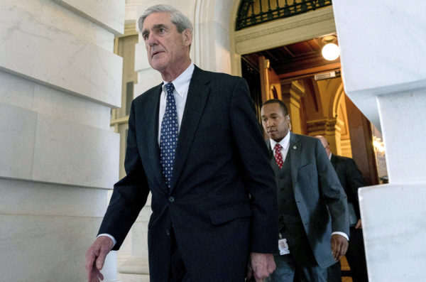 Mueller Focusing on Obstruction, Not Collusion — Axios