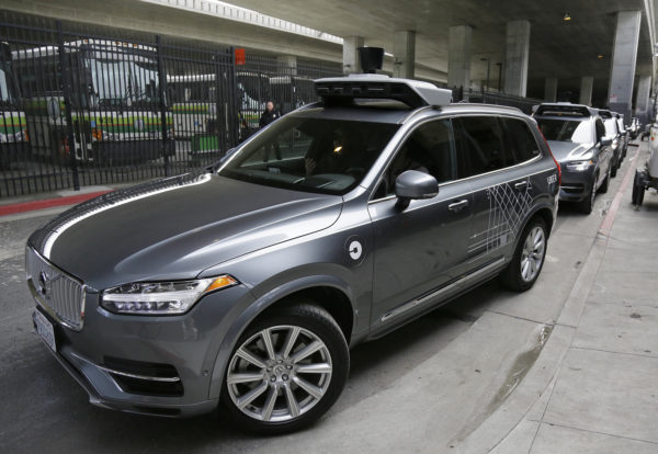 Uber suspends autonomous driving trails after fatal accident