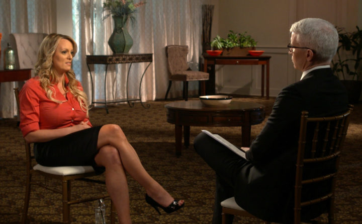 Stormy Daniels to Appear on '60 Minutes' March 25