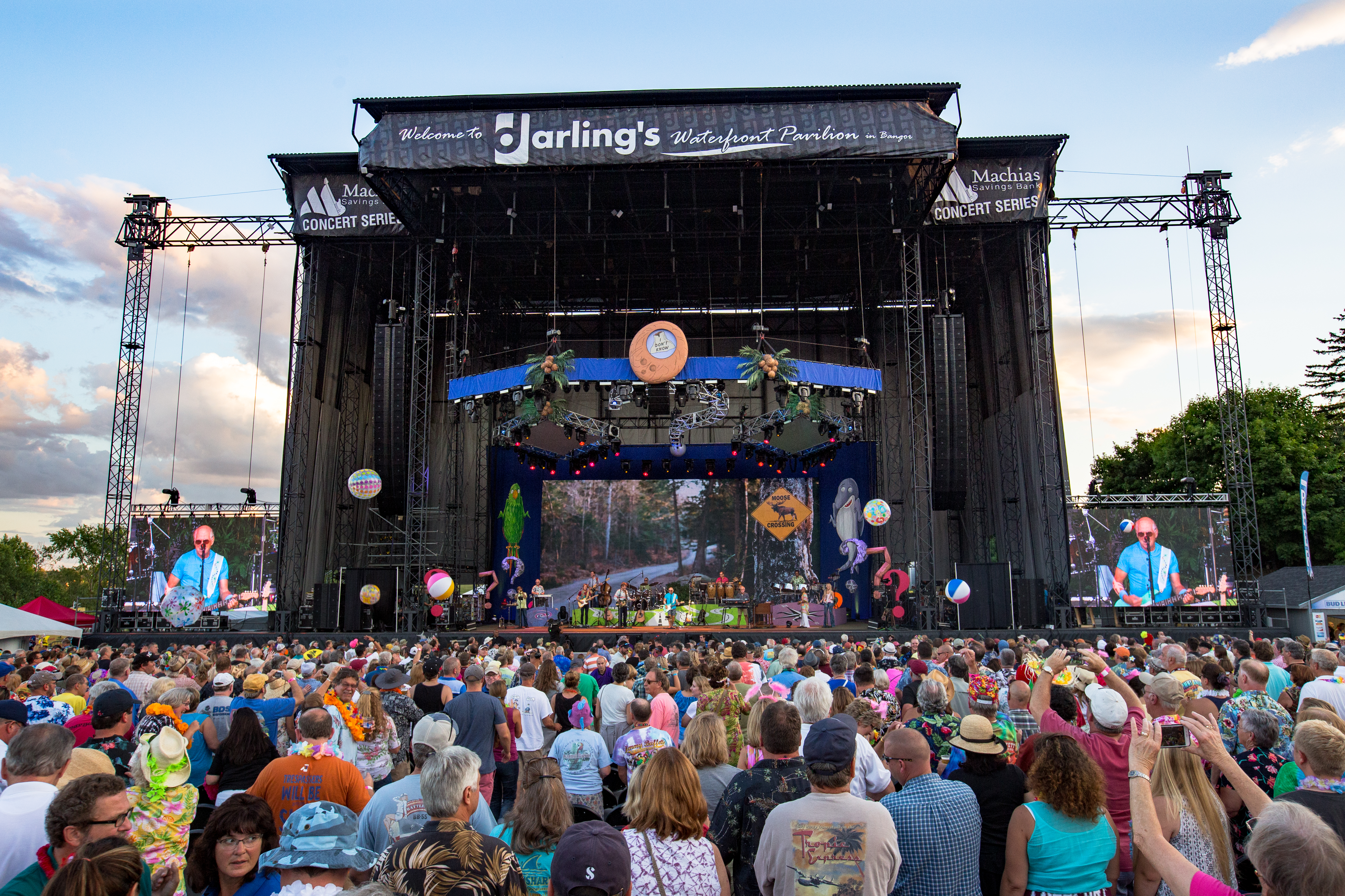 Waterfront concerts promoter wants longer contract to build waterfront concerts promoter wants longer contract to build permanent venue bangor bangor daily news bdn maine malvernweather Image collections