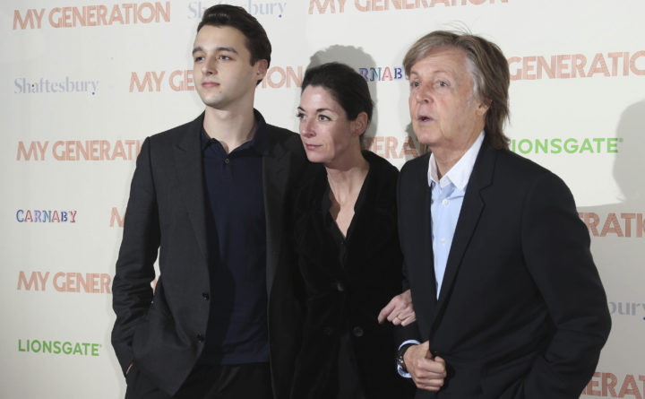 Paul McCartney Joins New York #MarchForOurLives in Honor of John Lennon