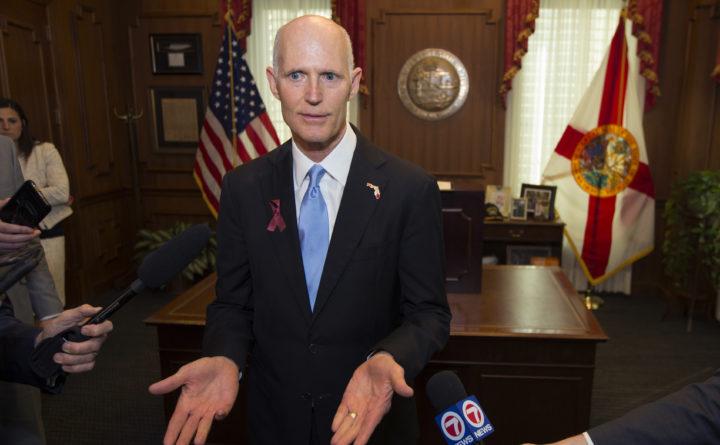 Gov. Scott signs generator bill into law