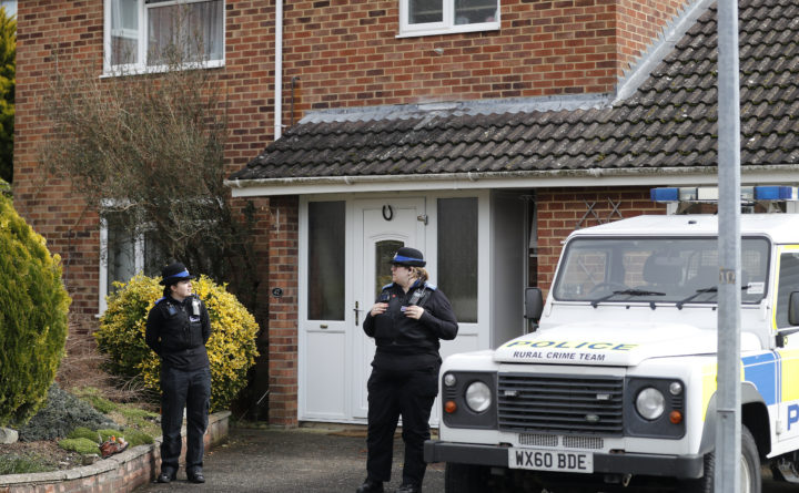 May wants 'long-term response' to Russian Federation after spy poisoning