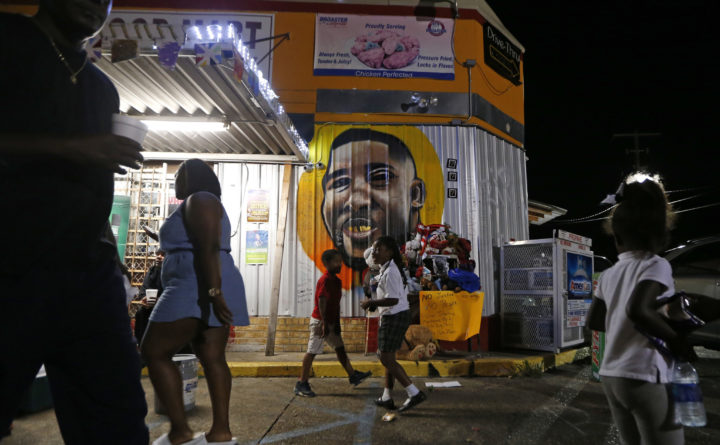 Baton Rouge police fire officer who killed Alton Sterling