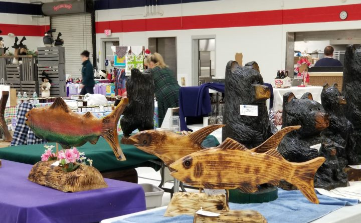 26th Annual Last Minute Christmas Craft Show at Augusta