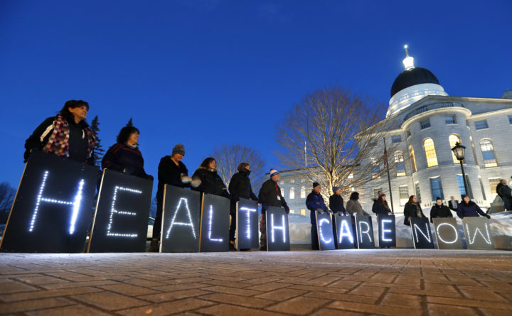 Medicaid expansion advocates expected to sue in Maine