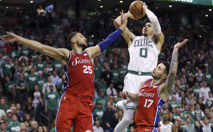 Sixers and Celtics to renew playoff rivalry